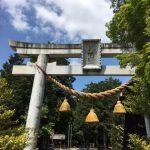 豊川市の戸建て住宅リノベーション工事のご挨拶に八幡宮に参りました。