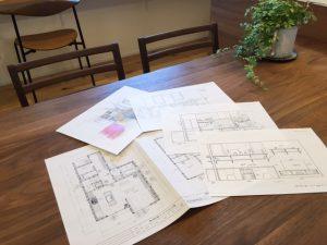 豊川市で戸建て住宅をリノベーションするI様のプランシートです