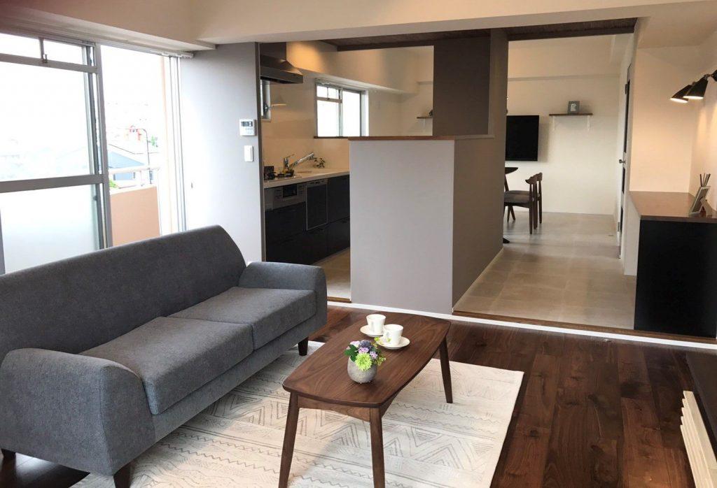 豊橋市のマンションリノベーションが完成しました。