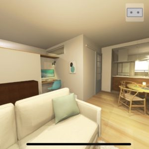 イメージ通りの部屋になるか確認しながらプランできます