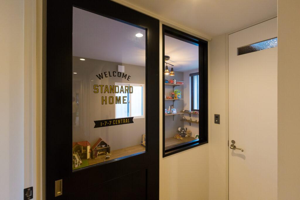 実家リノベで小さな多目的室が誕生、いろいろ使えて便利です